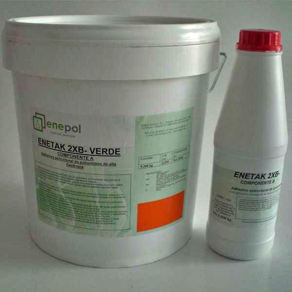 adhesivo bicomponente para cesped artificial